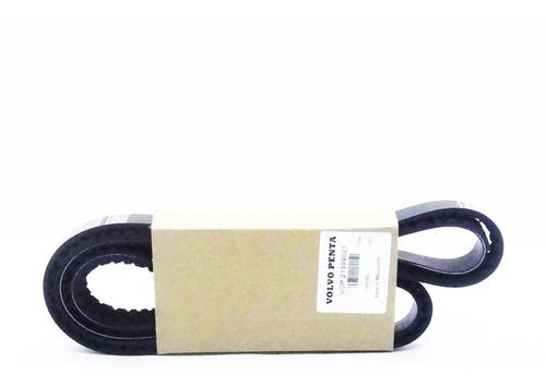 21399021 Correia Alternador Volvo Penta V6 V8 Gasolina