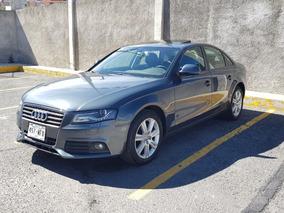 Audi A4 Luxury 1.8 Turbo, 2 Dueños Todo Pagado Excelentes Co