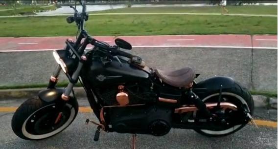 Fat Bob Harley Davidson 2012