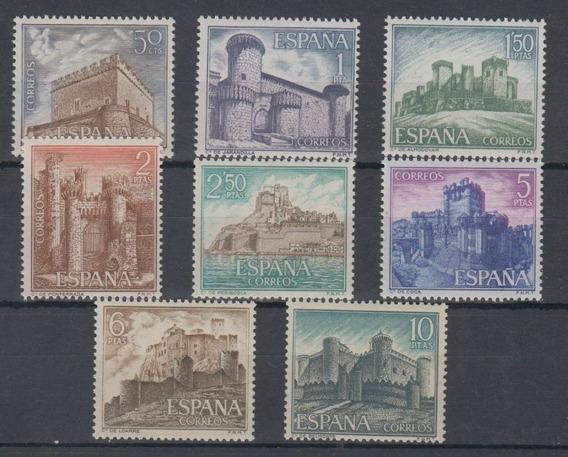 1967 Arquitectura- Castillos De España - España Mnh