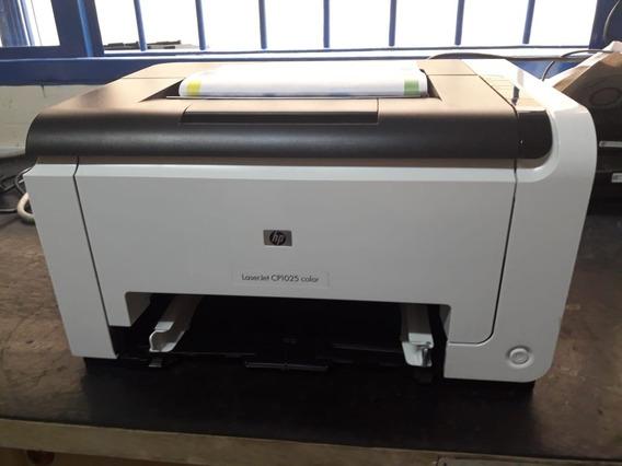 Impresssora Cp1025 Hp (transfer)+ Kit De Toner