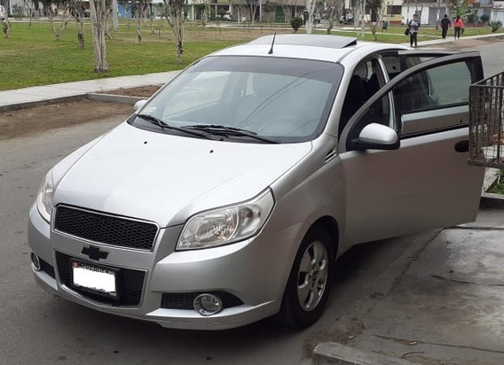 Chevrolet Aveo Hatchback 2011 Automatico Full Equipo $6600