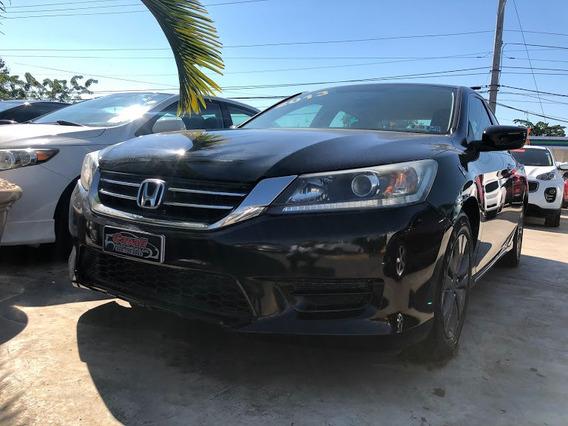 Honda Accord Negro 2013