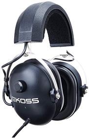 Fone Koss Qz-99 Stereophone Redução De Ruído (novo)