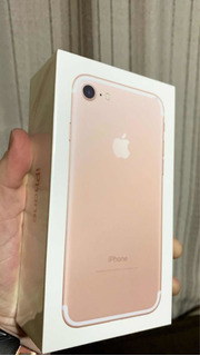iPhone 7 32gb Rose Gold Novo Original + Nota Fiscal