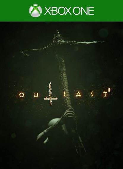 Outlast 2 Xbox One - Envio Rápido (25 Dígitos)