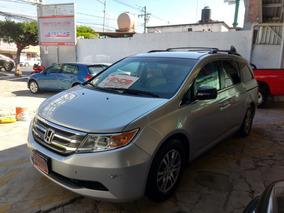 Honda Odyssey Exl Minivan Cd At 2012