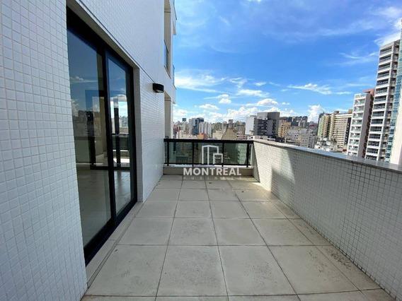 Penthouse Com 1 Dormitório À Venda, 60 M² Por R$ 608.000,00 - Bela Vista - São Paulo/sp - Ph0001