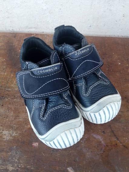 Zapatos Pocholin Como Nuevos Muy Poco Uso