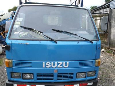 Isuzu Nkr 2.8 Año 88, Todo Al Día
