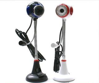 Webcam Con Microfono / Camara Web Pc. En Paso Del Rey