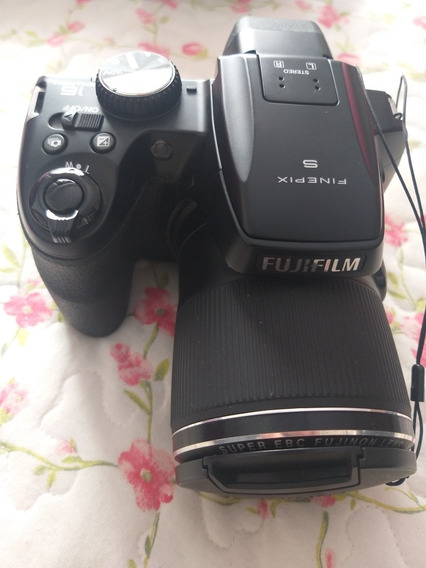 Câmera Digital Finepix S8200 Fujifilm