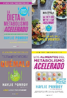 Dieta Metabolismo Acelerado Quemalo Receta Libro Pdf Digital