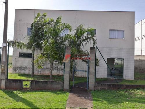 Barracão À Venda, 286 M² Por R$ 940.000,00 - Capim Fino - Piracicaba/sp - Ba0035