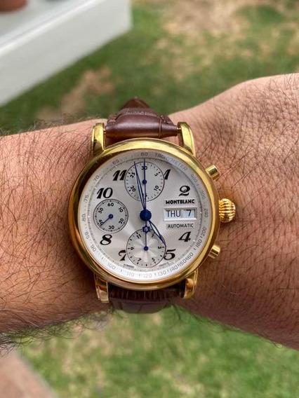 Reloj Montblanc Meisterstuck 4810 Oro