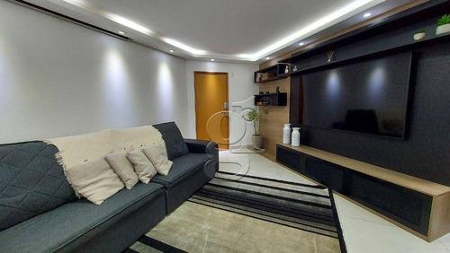 Imagem 1 de 18 de Apartamento Com 3 Dormitórios À Venda, 78 M² Por R$ 540.000,00 - Edifício Vivere Palhano - Londrina/pr - Ap1416