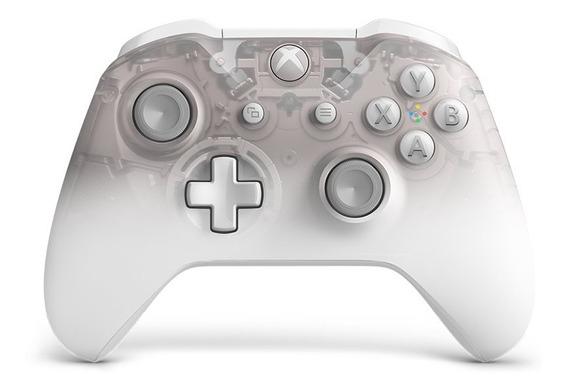 Joystick Xbox One S Phantom White Edición Especial Exclusivo