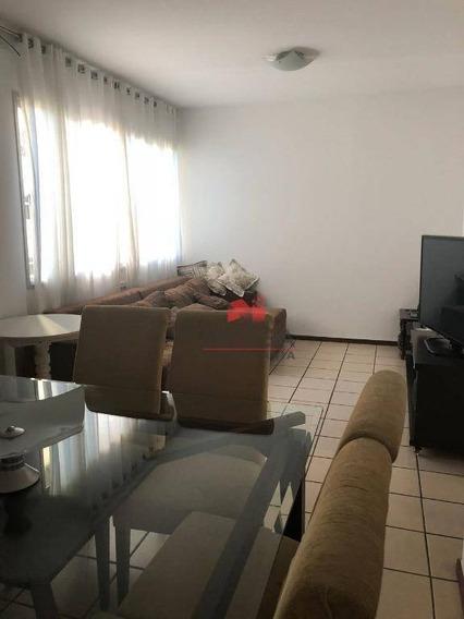 Amplo Apartamento 3 Quartos, Suíte, No Barro Vermelho - Ap0526