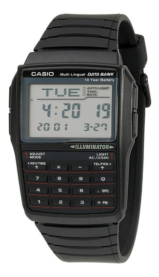 Reloj Casio Dbc32 Data Bank Calculadora 5 Alarmas Nuevo
