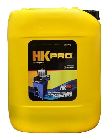 Liquido Para Laboratorio Inyectores 20 Litros Hantec