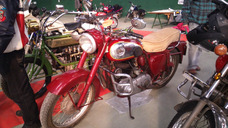 Bsa 350 Año 1957 Original