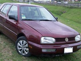 Volkswagen Golf Gl 1.8mi Mexicano 1996