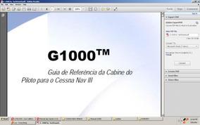 Manual Gps Garmin G-1000 Em Português Completo
