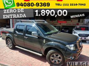 Nissan Frontier 2.5 Sv Attack Cab. Dupla 4x4 4p 2013