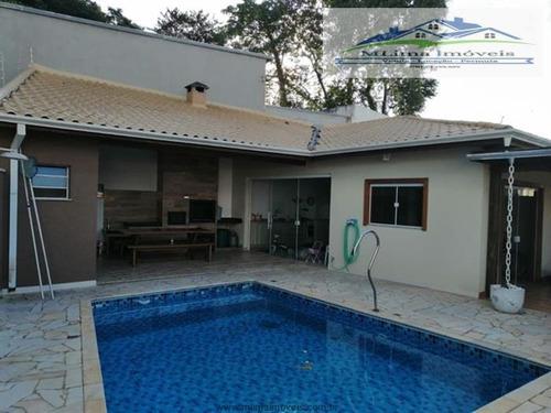 Imagem 1 de 6 de Casas Para Financiamento À Venda  Em Atibaia/sp - Compre O Seu Casas Para Financiamento Aqui! - 1479506