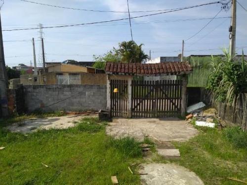 Casa No Balneário Gaivota, Em Itanhaém, Ref. 5316 M H
