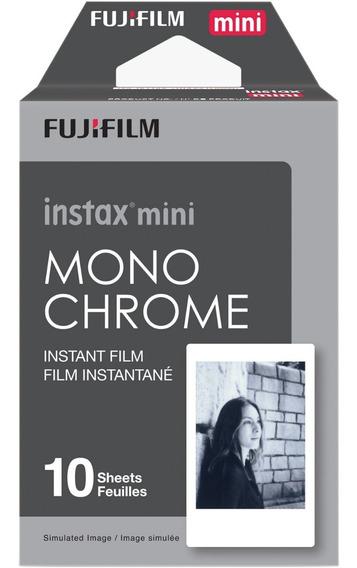 Filme Instax Mini - Preto E Branco 10 Fotos