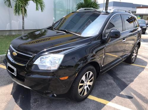 Chevrolet Captiva Blindada 2010