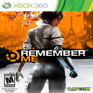 Oni Games - Remember Me X-box 360