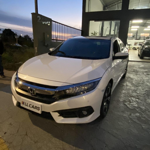 Imagem 1 de 9 de Civic Sedan Touring 1.5 Turbo 16v Aut.4p