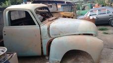 Pick Up Chevrolet 1954 Chassis S10 Boca Bagre Boca Sapo