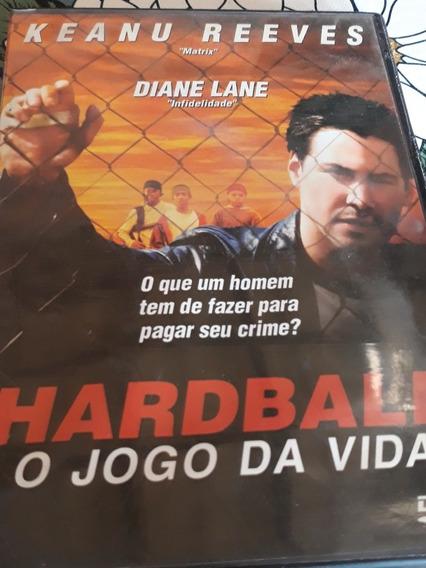 Dvd Hardball O Jogo Da Vida
