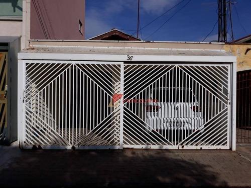 Casa À Venda, 120 M² Por R$ 250.000,00 - Santa Terezinha - Piracicaba/sp - Ca0589