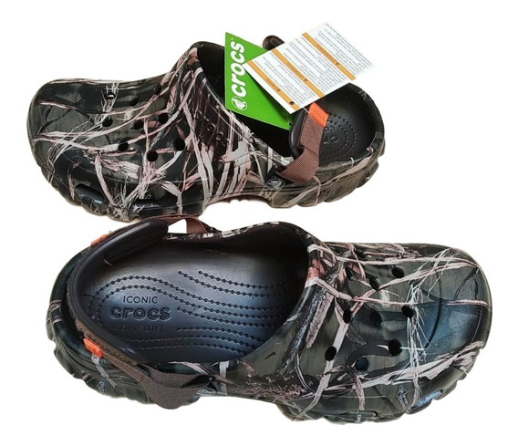 Crocs Yukon Comfort Iconic Militar Original