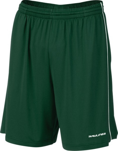 Rawlings Relaxed Fit Short Juvenil Entrenamiento Beisbol S