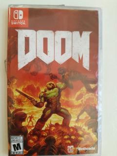 Doom.juego Para Nintendo Swicht.