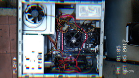 Pc Gamer Mediano, Core I3, 4 Gb Ram, Placa De Video 1gb Evga