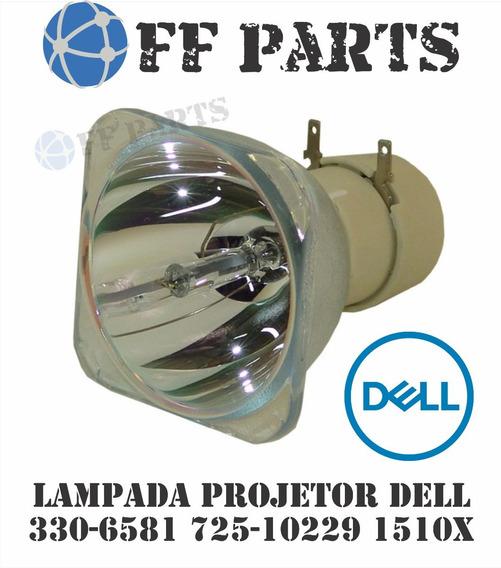Lâmpada Projetor Dell 1510x 1610x 1610hd 330-6581 Cb