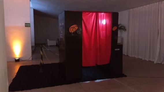 Cabine De Fotos 2 Em 1 (cabine E Totem