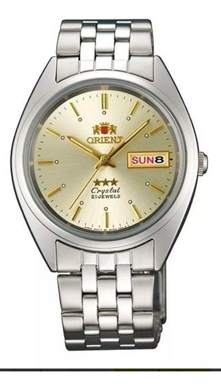 Relógios Orient Automático Masculino Tamanho;38mm