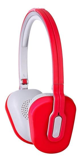 Fone De Ouvido Pink Dobrável Com Microfone Mzx662 Altec