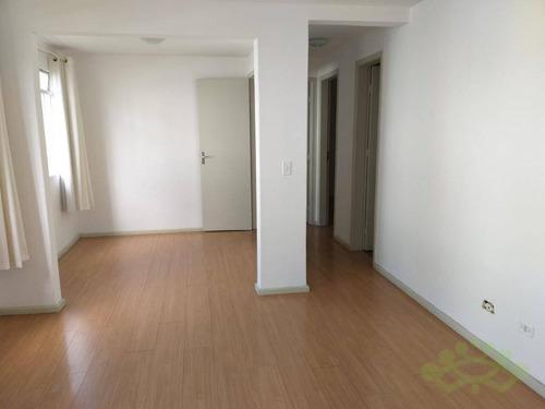 Apartamento Com 2 Dormitórios À Venda, 55 M² Por R$ 180.000,00 - São Braz - Curitiba/pr - Ap0516
