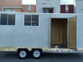 Oficinas Y Consultorio Movil/cabinas/ Foodtrucks