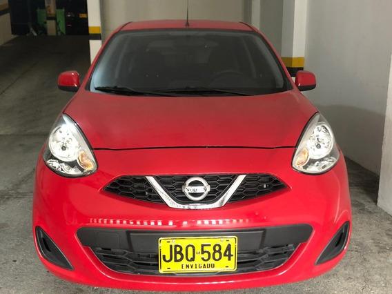 Nissan March 2017 Automatico