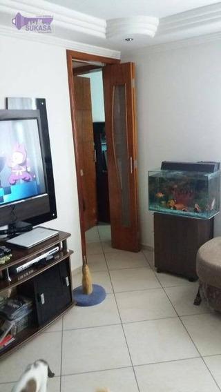 Apartamento À Venda, 55 M² Por R$ 212.000,00 - Jardim Alvorada - Santo André/sp - Ap0968