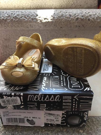 Zapatillas Mini Melissa